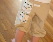 Puddle Jumping Pants - Size 2T or 3T