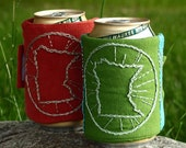 Reserved for Manderander--Set of Two Radiant MN Cozies