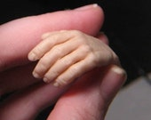 Polymer People An Artists Method of Creating Hands and Feet in Polymer Clay