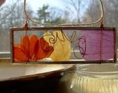 Autumn Preserved Pendant