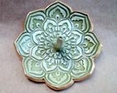 Lotus Ring Holder Bowl