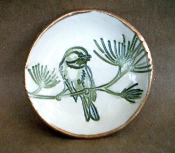 Ceramic Tiny lil Ring Bowl