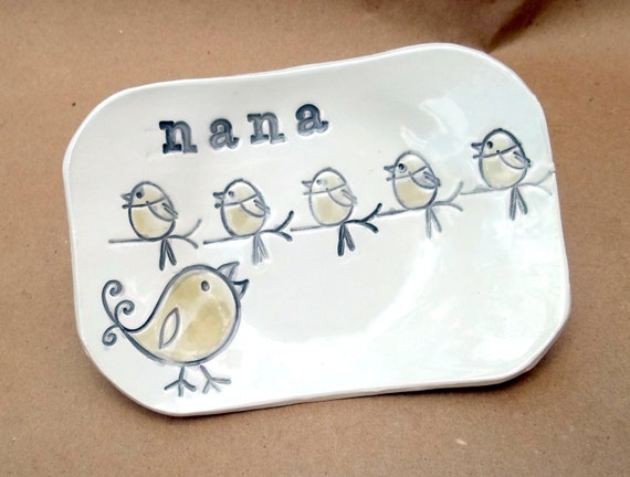 NANA  Trinket  Dish