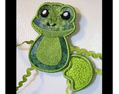 Fridge Friends Magnets-  Bernard Frog