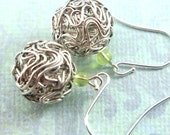 Spring Nest Earrings