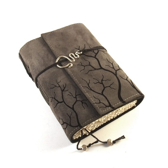 Roots  - Leather Journal, Diary, Book