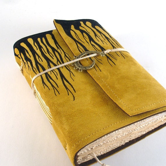 Roots, Soft Suede Journal
