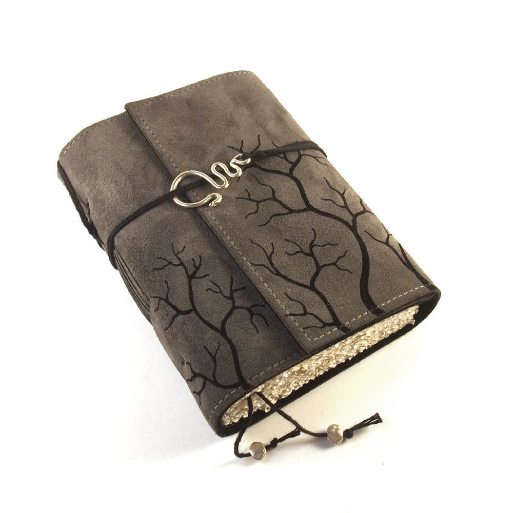 Roots Leather Journal Diary Book