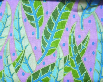 Jane's Hothouse Garden fabric - 1 yard - quilt weight fabric
