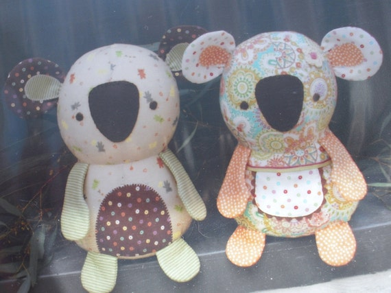 Melly and Me Pattern -- Bonzer and Beaut - Sewing Pattern ONLY