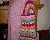 PDF Coat of Many Colors (Molly Weasley) Crochet Pattern