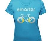 Women's Smarter Bike t-shirt