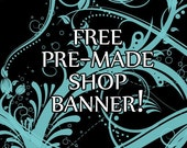 FREE Premade Banner