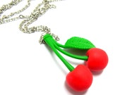 Necklace . Pop My Cherry (DECONSTRUCTED)