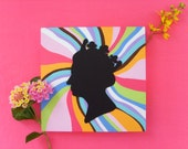 Bermuda Swirl Collage