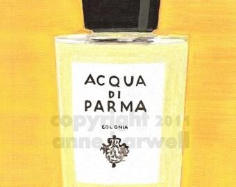 LUXE FUME Acqua di Parma Print