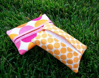 Make Your Own Tissue Cozy - PDF Tutorial - Perfect Sewing Project for Children and Sewing Beginners