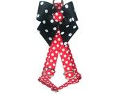 Minnie Step In Dog Harness