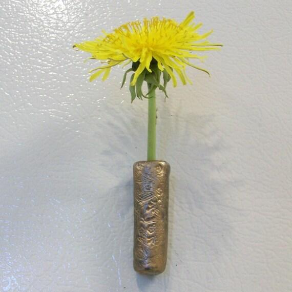 Mom's little gold vase