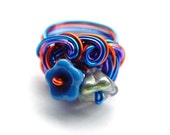 Technicolor Oopsy Ring