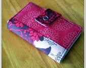 CLEARANCE SALE 45% OFF Business Card Cozy , Leslee, Card Holder, Keeper, Wallet, Case, Organizer, Stand