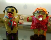 ZOMB-ME Personalized Zombie Plush, Size Wee