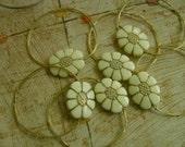 Acrylic Bead Napkin Rings