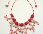 Tilda Coral Necklace II