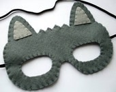 Sale: Wolf or Werewolf Mask