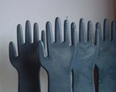 Special listing for Lori. 2 vintage glove molds