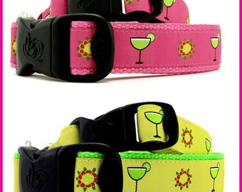 Cinco de Mayo Fifth Of May Mexican Margarita Dog Collar