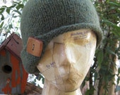 Felted  Cloche - Felted Wool Cloche PATTERN Print version