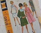 sewing pattern clipboard - maternity