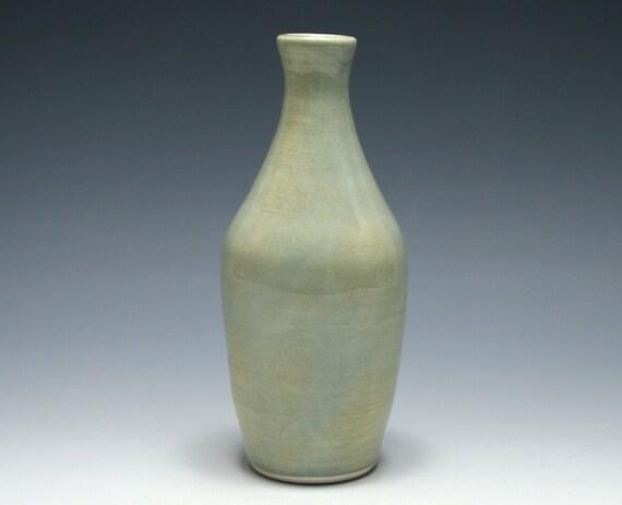 Ocean Blue Bud Vase