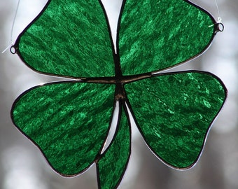 Looking Over a Four Leaf Clover