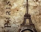 Paris Cross Stitch Pattern PDF