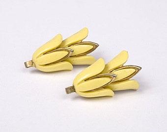 SALE Coro Tulip Clip-Ons