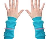 wrist zips - bubblegum in the swimming pool