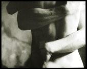 body photography - fine art nude photography - woman, man, body photograph, female, male, love, embrace