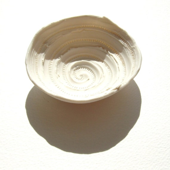 CLEARANCE - Charity Listing - Porcelain Dish - 18-365 - Dish a Day Project