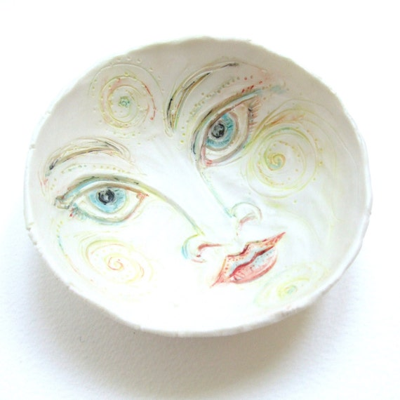 SALE - Charity Listing - Porcelain Dish - 44-365 - Dish a Day Project