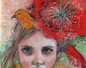 I Believe In You  -ACEO  Open edition reproduction by Maria Pace-Wynters