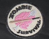 Zombie Survival Badge