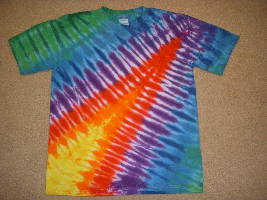 tie dye t shirt designs instructions