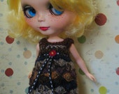 Not A Wallflower - Blythe dress