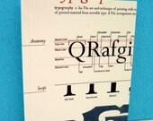 Letterpressed Typography Journal