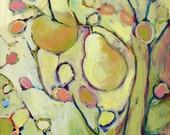 Pear Tree 12 x 18 Fine Art Print