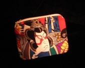 Kabuki Bunny Pouch