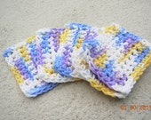 CLEARANCE Face Scrubbies Set of 5