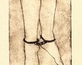 Bound (Feet)